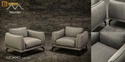 кресла кожаная мебель Бенцони