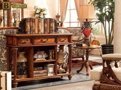 классический стиль в интерьере гостиной Феникс