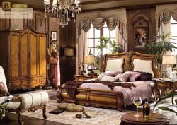 классический дизайн спальни Дакота М18