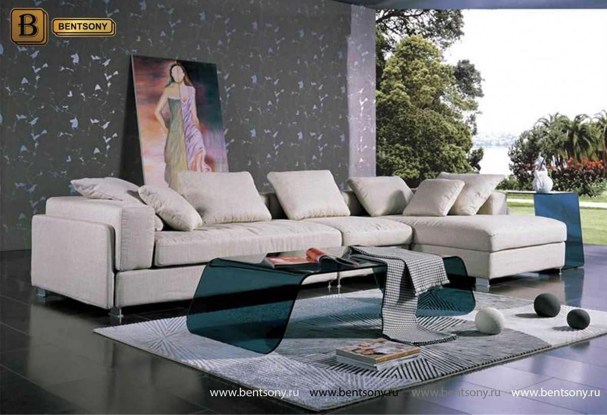 Диван Паоло (Модульный, с Шезлонгом) для квартиры