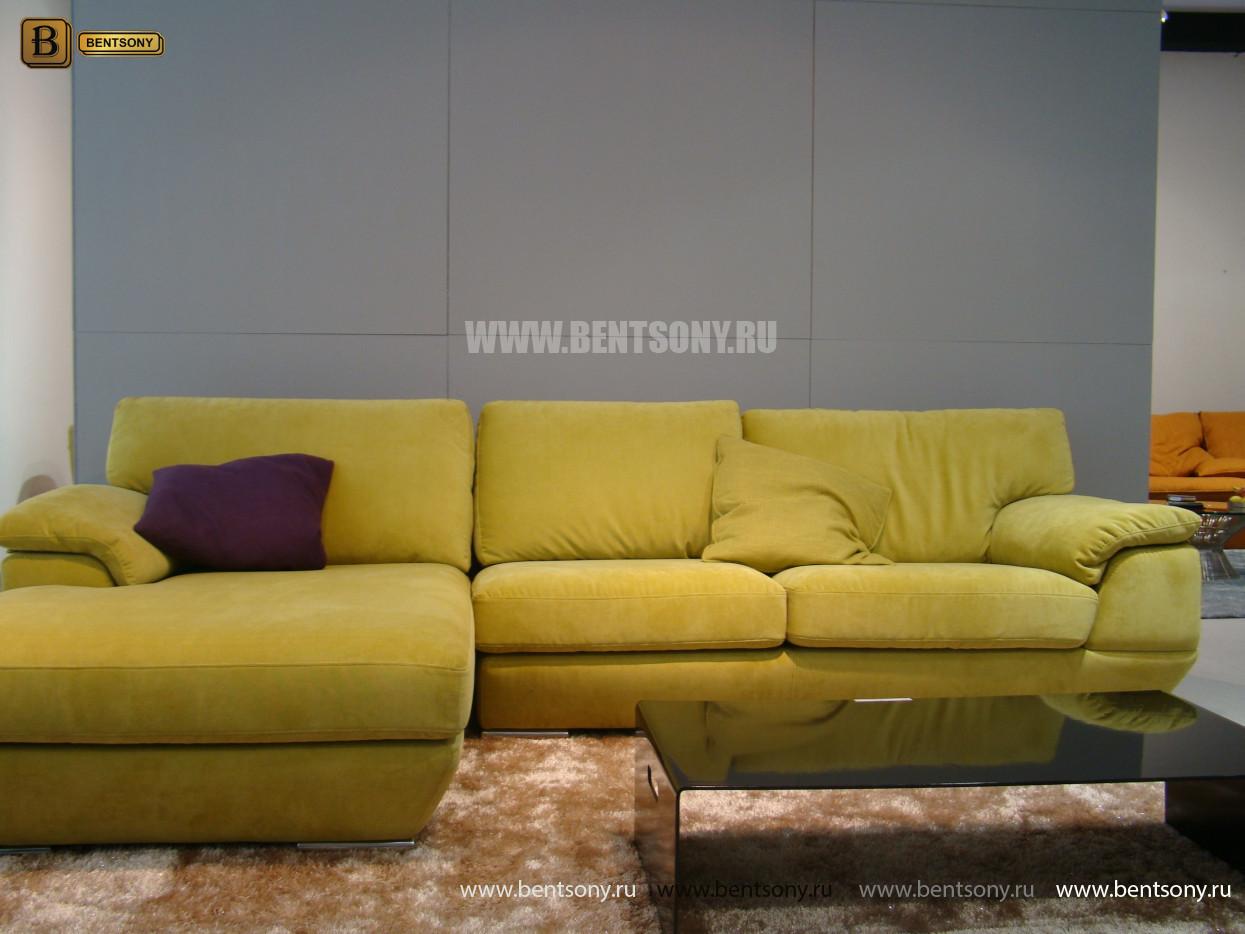 стильный диван в гостиную Сполетти
