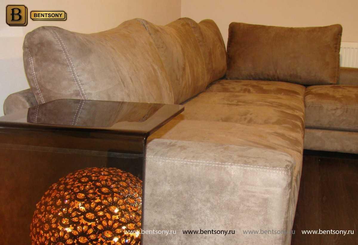 красивый диван Луиджи угловой