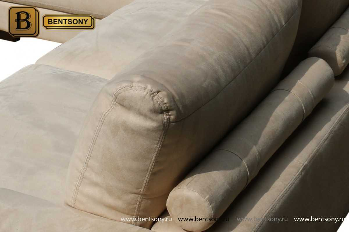 обивка диван Луиджи замша
