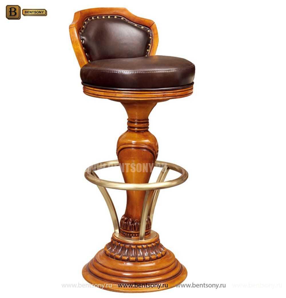 Барный стул (Кресло) Дакота (Натуральная кожа) купить