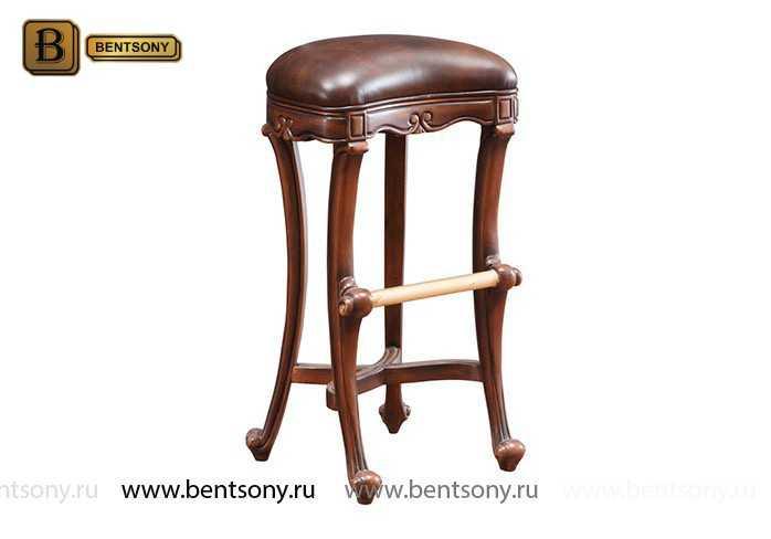 Стул барный (Кресло) Крофорд (Натуральная кожа)
