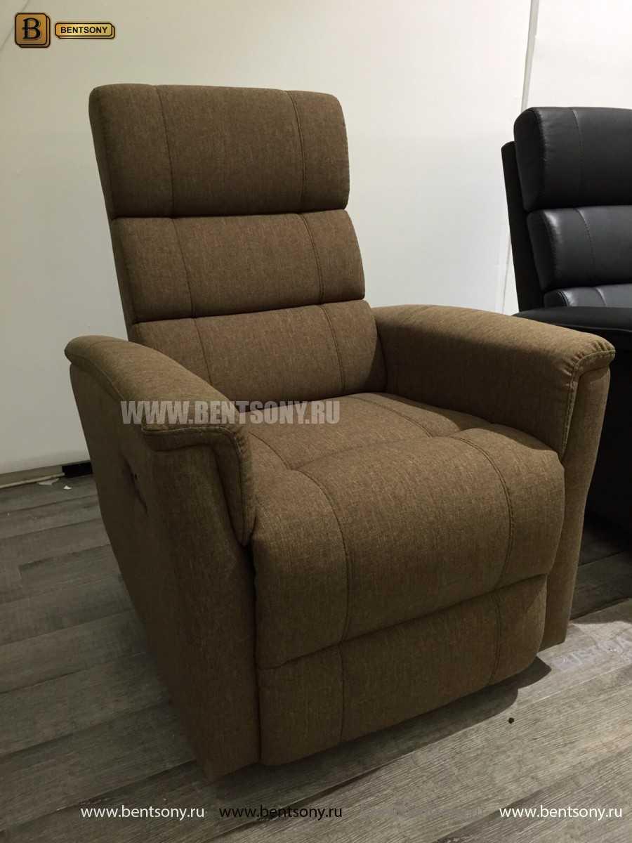 кресло Рустика обивка ткань