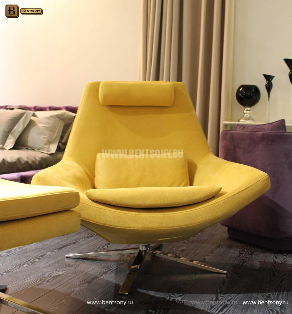Кресло Уджино (Металлические ножки, Ткань) магазин Москва
