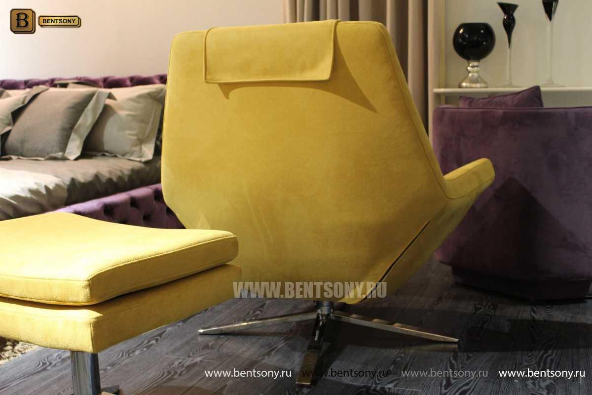 Кресло Уджино (Металлические ножки, Ткань) каталог