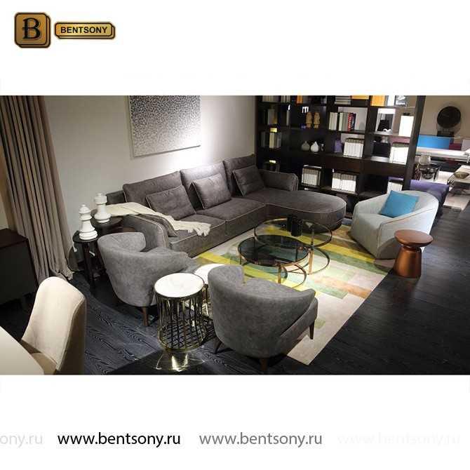 Круглый Журнальный Стол (Стеклянная столешница) каталог мебели