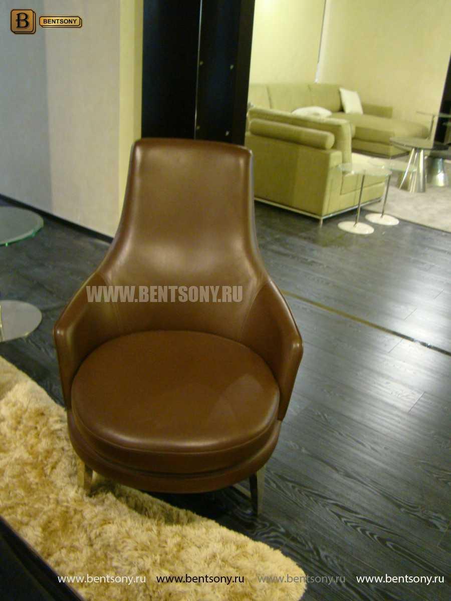 Кресло Лоренсо (Натуральная кожа)