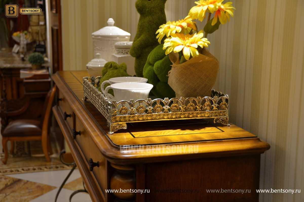 Тумба придиванная Дакота B (Классика, деревянная столешница) каталог мебели