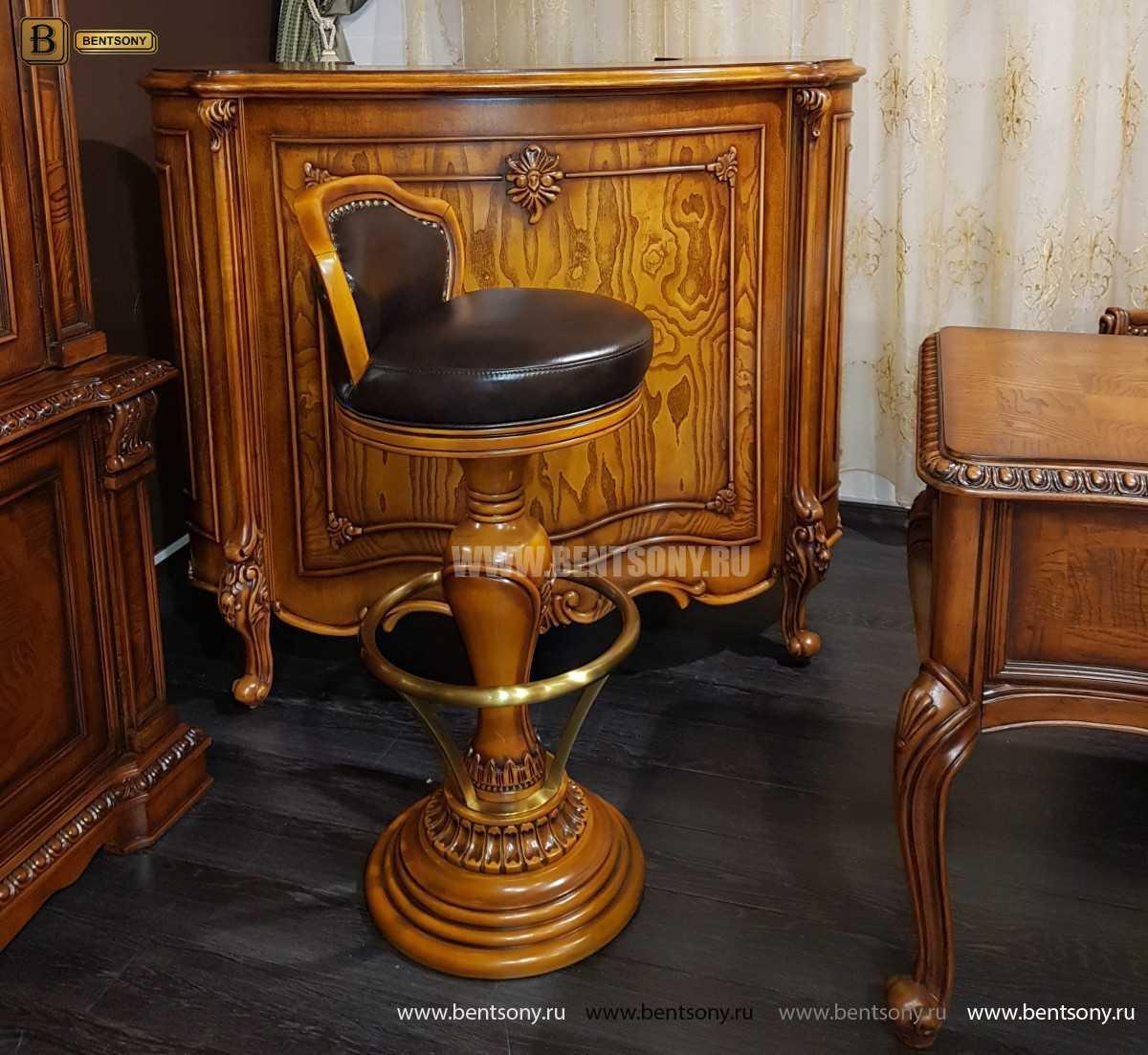 Барный стул (Кресло) Дакота (Натуральная кожа) цена