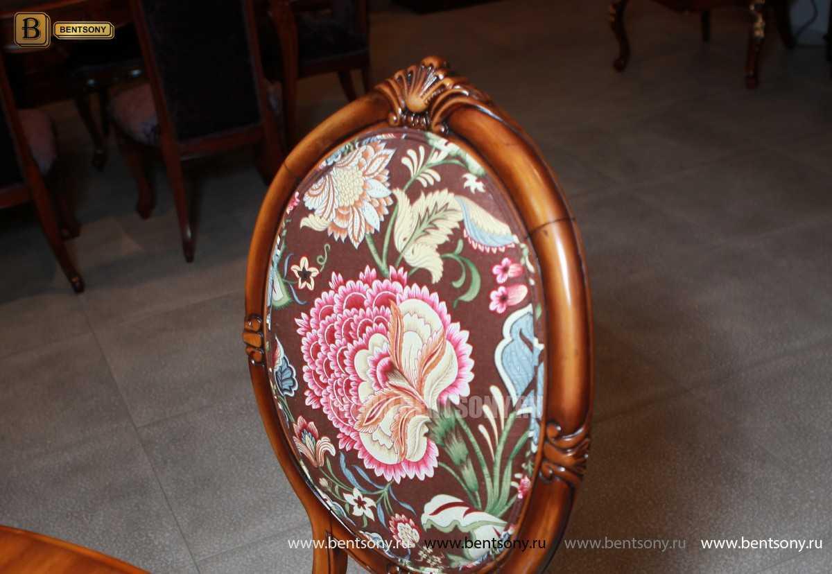 Стул Дакота В с подлокотниками (Ткань) каталог мебели