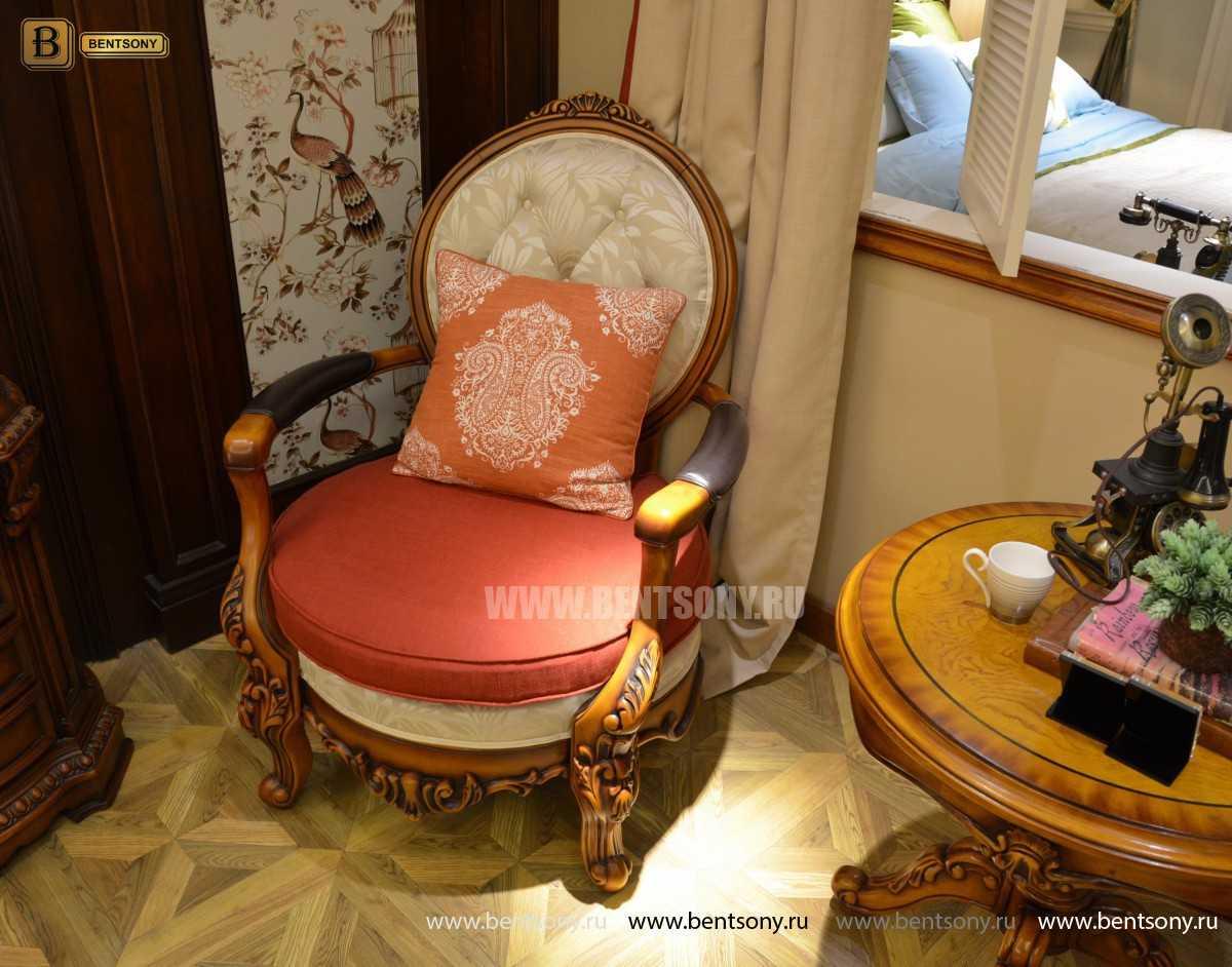 Кресло-стул Дакота А (Массив дерева) изображение