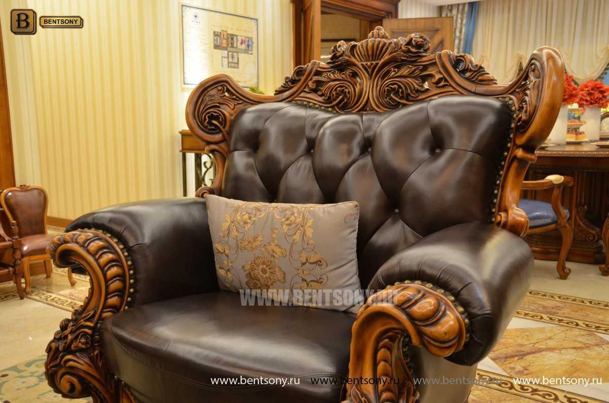 Кресло Дакота G (Натуральная Кожа) фото