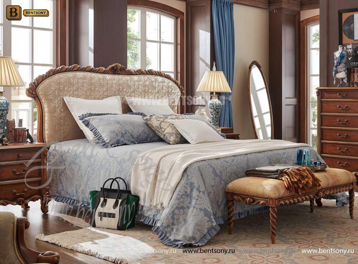 Кровать Лоренс А (Классика, Ткань)