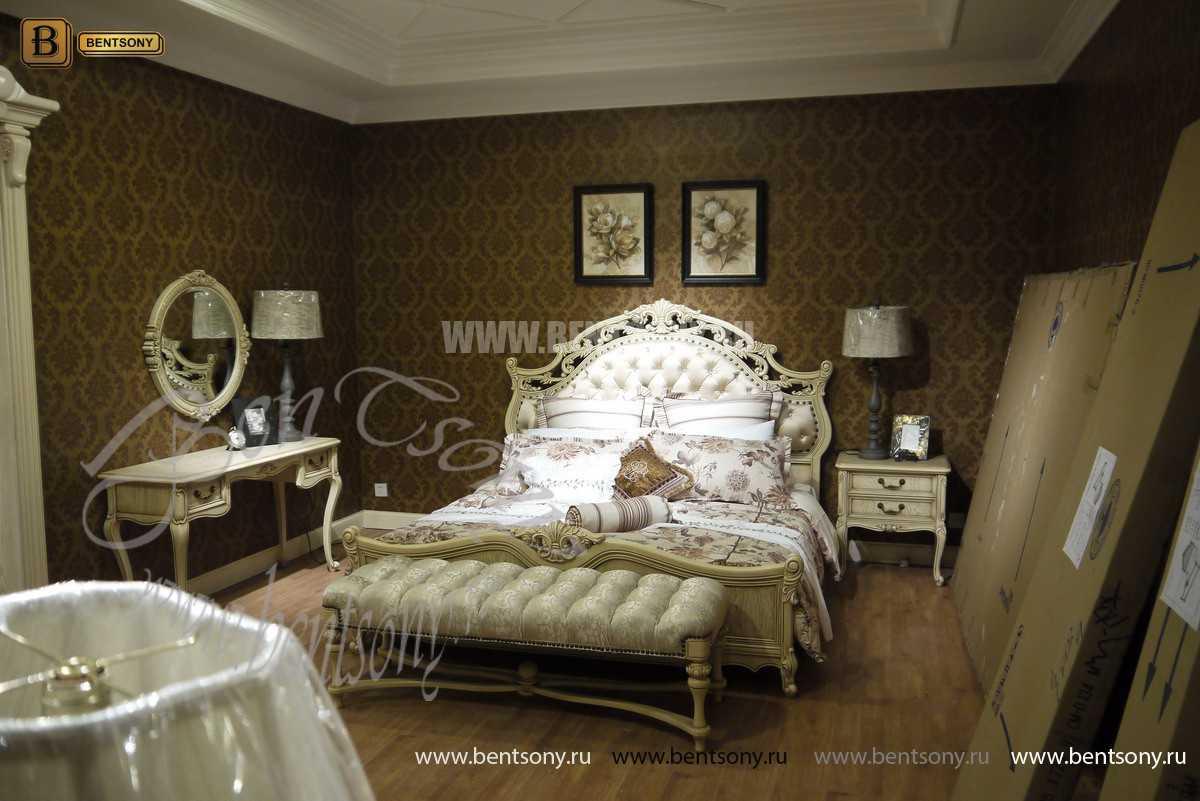 Спальня Феникс С (Классика, Ткань)