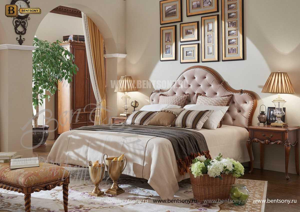Спальня Лоренс С (Классика, Ткань) купить в СПб