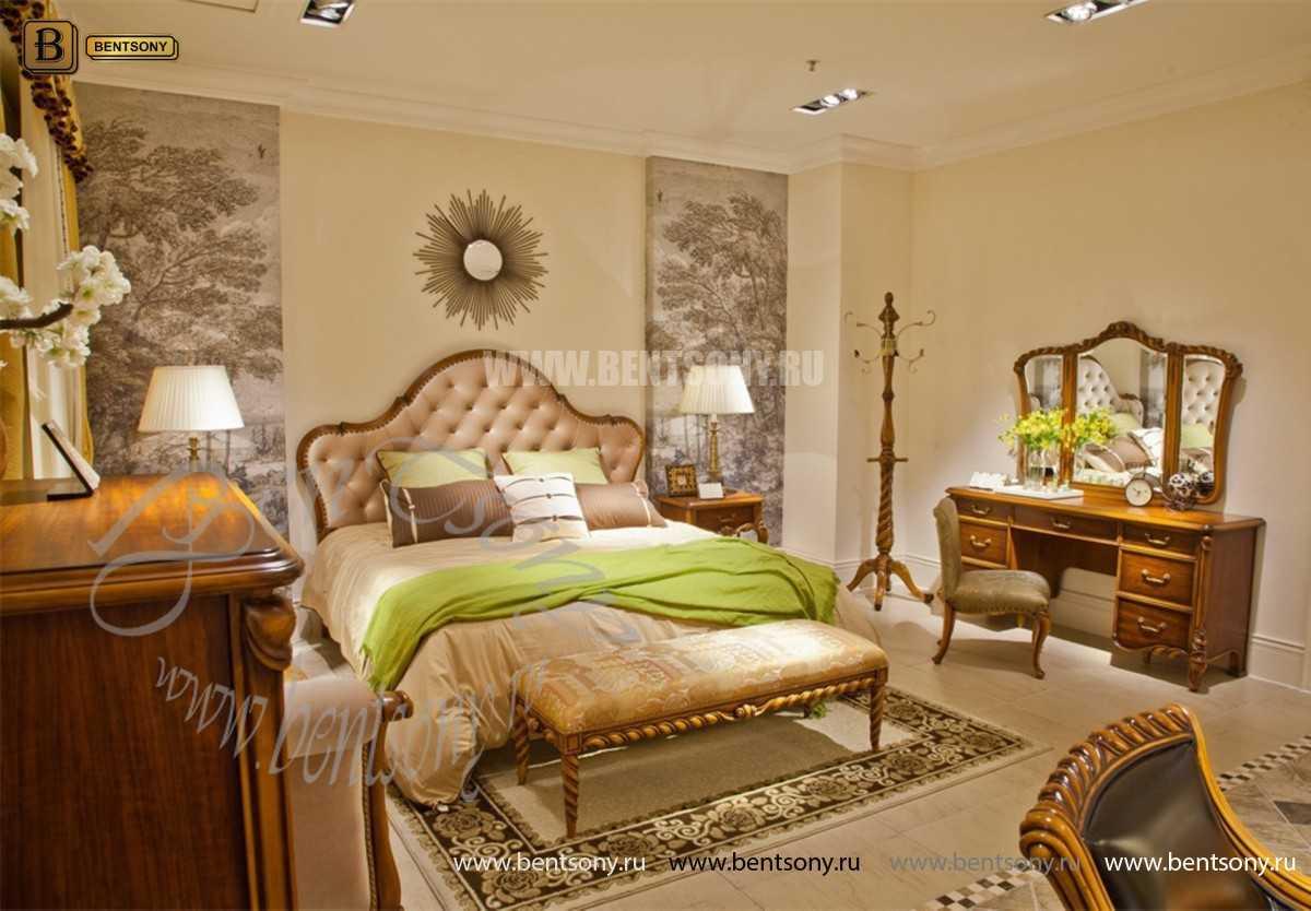 Спальня Лоренс С (Классика, Ткань) распродажа