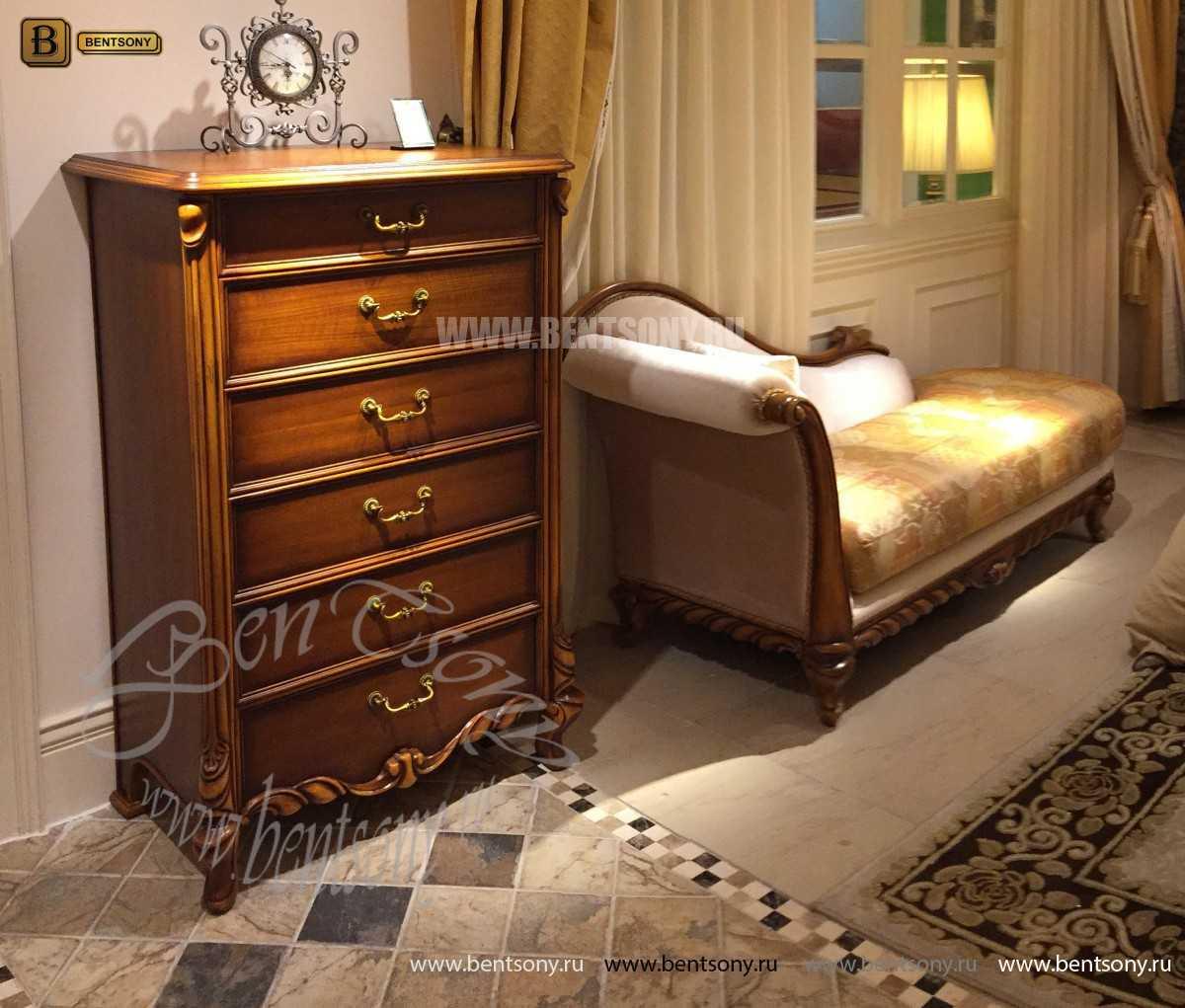 Спальня Лоренс А (Классика, Ткань)