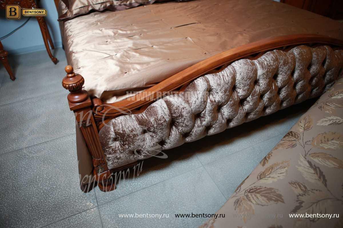 Спальня Феникс D (Классика, Ткань) для загородного дома