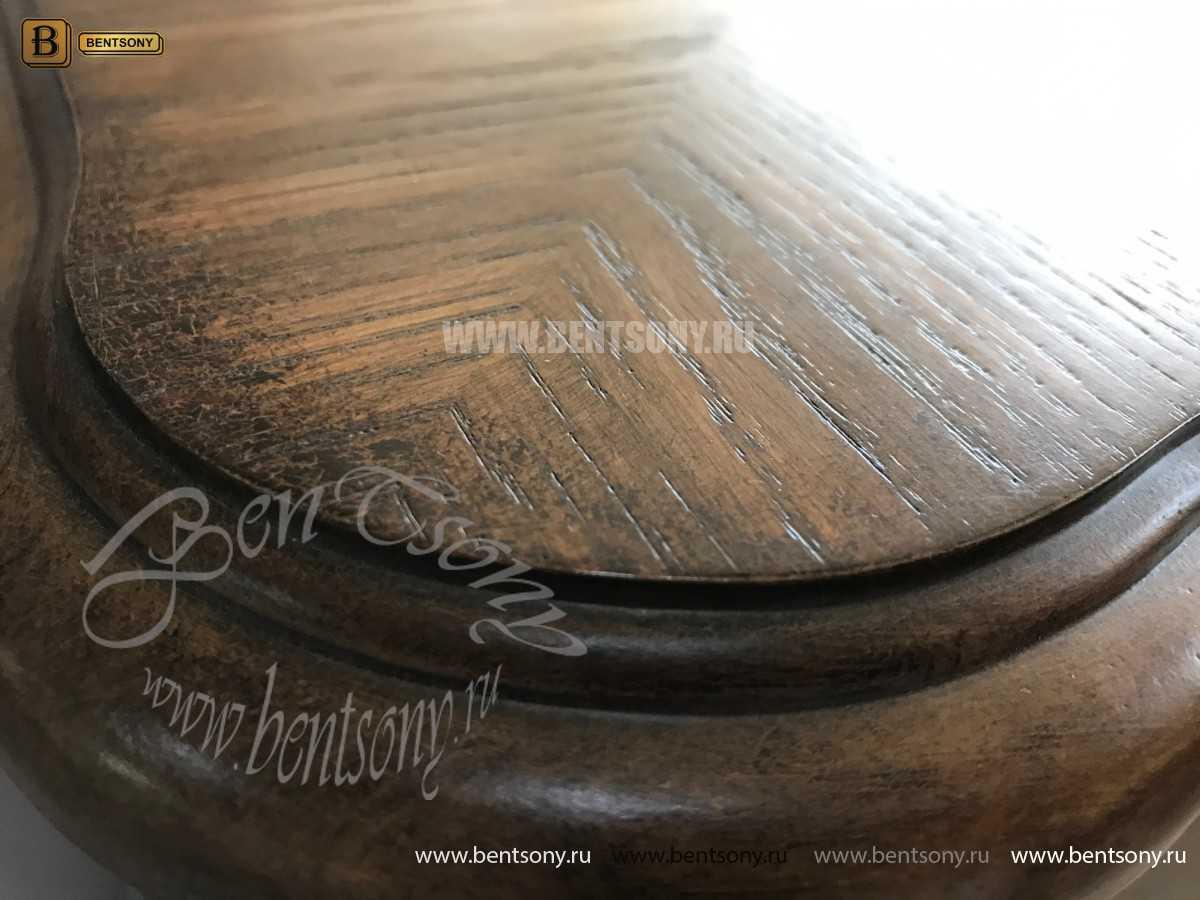 Классический Письменный стол Рамирес (Массив дерева) каталог с ценами