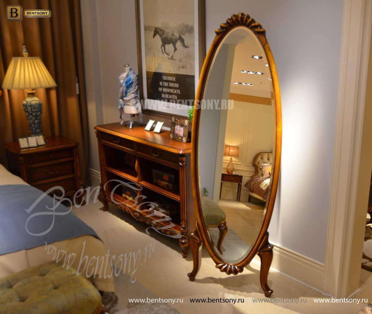 Зеркало в полный рост Лоренс (Массив дерева) каталог мебели с ценами