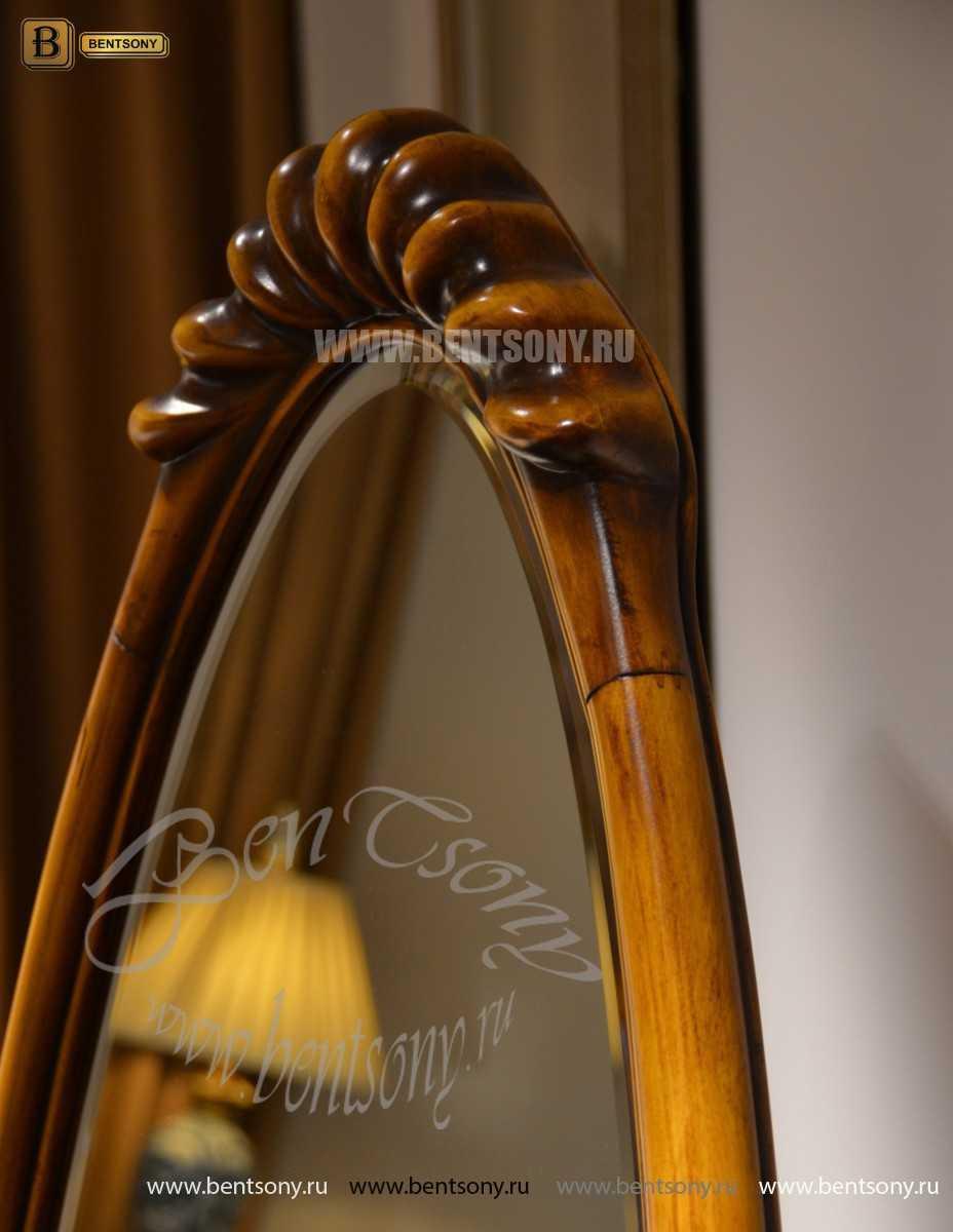 Зеркало в полный рост Лоренс (Массив дерева)