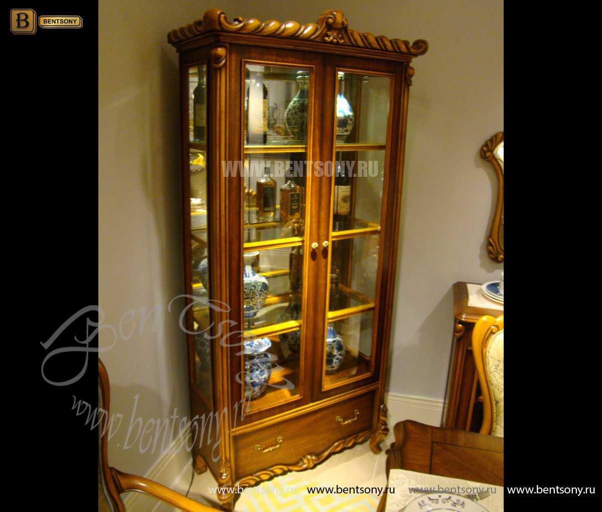 Гостиная Лоренс С (Классика, Ткань) каталог мебели