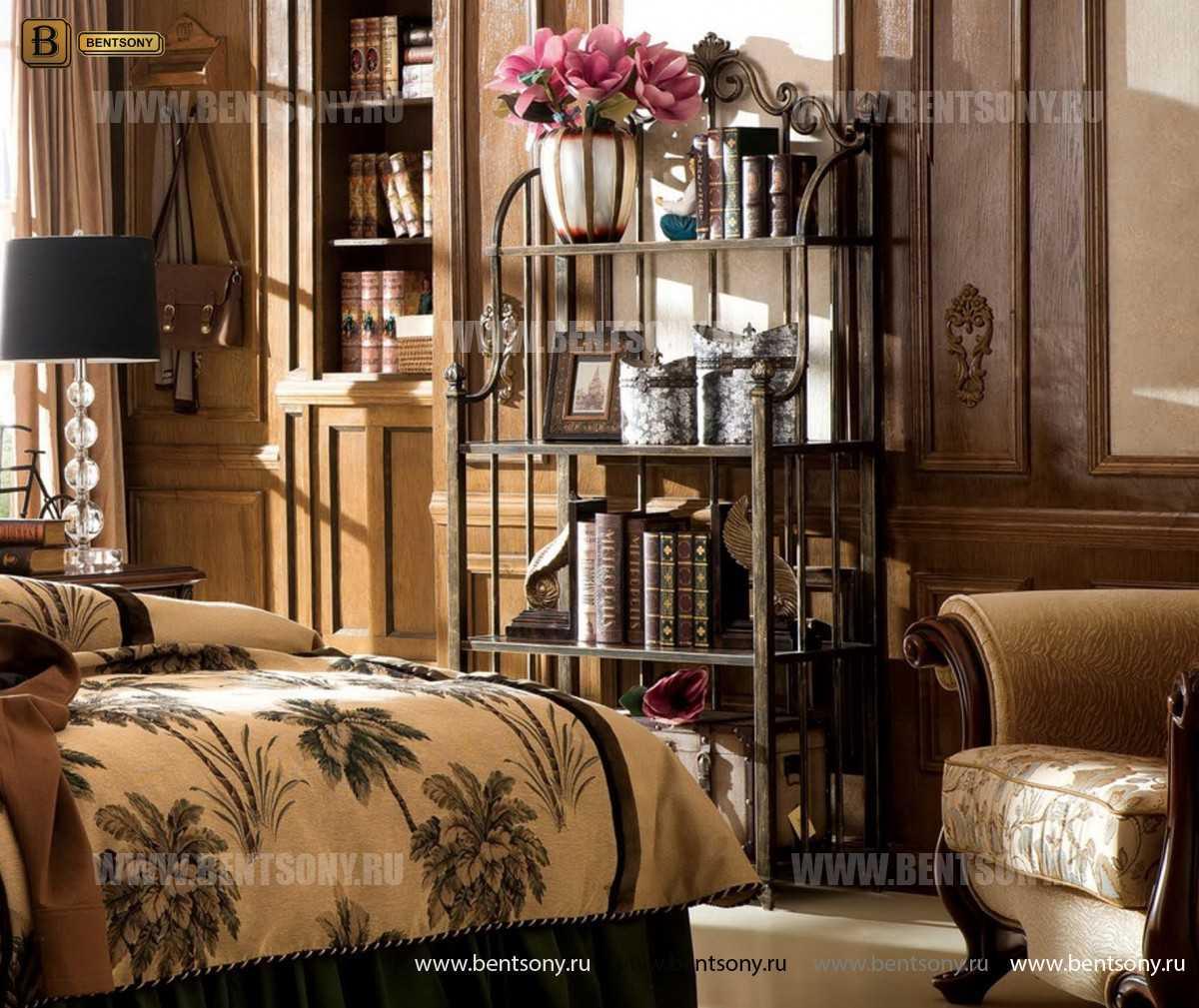 Гостиная Крофорд В (Классика, Ткань, массив дерева)