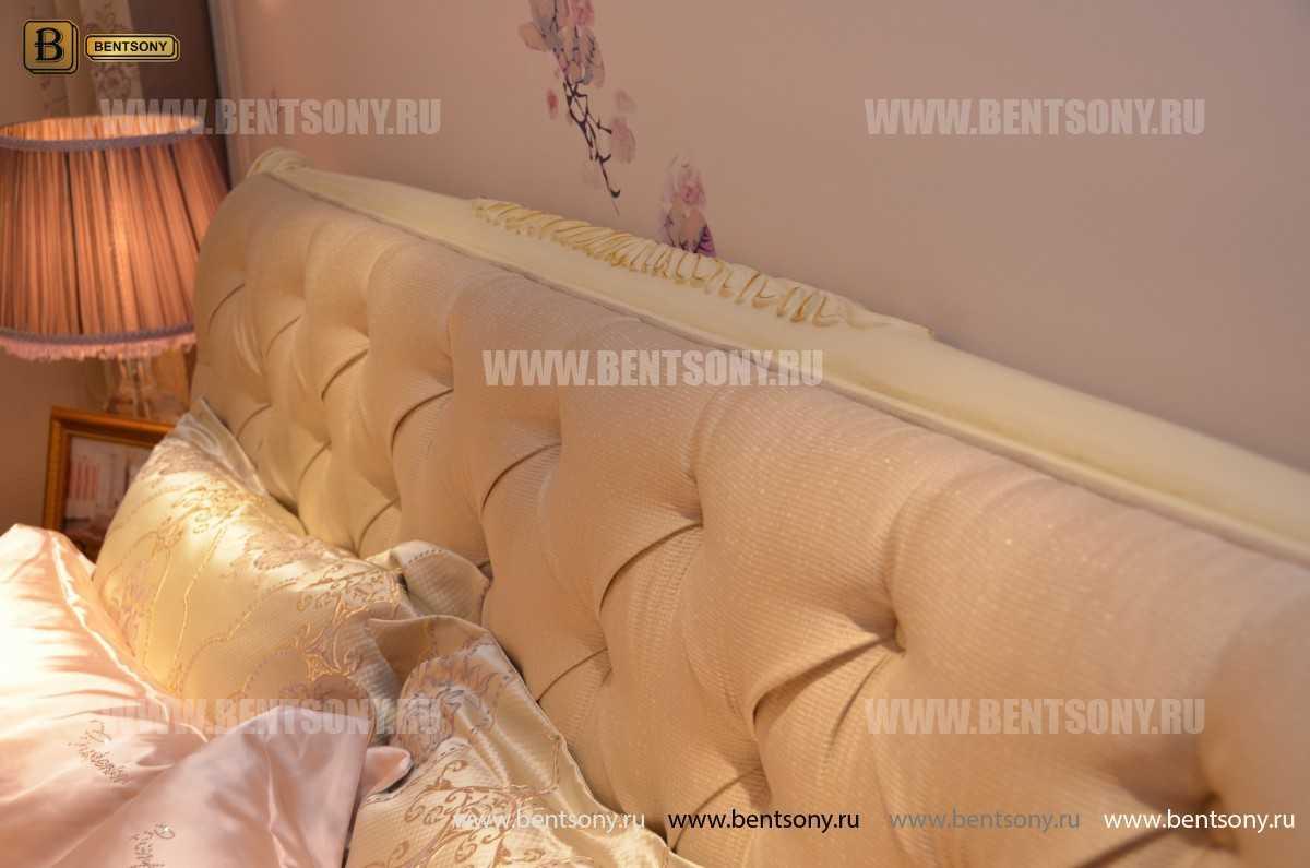 Кровать Митчел D (Классика, Ткань) магазин Москва