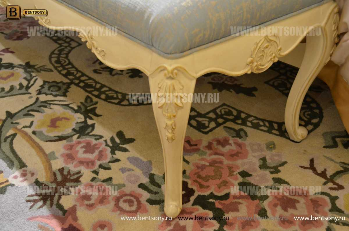 Оттоманка Митчел классическая (Ткань) каталог мебели с ценами