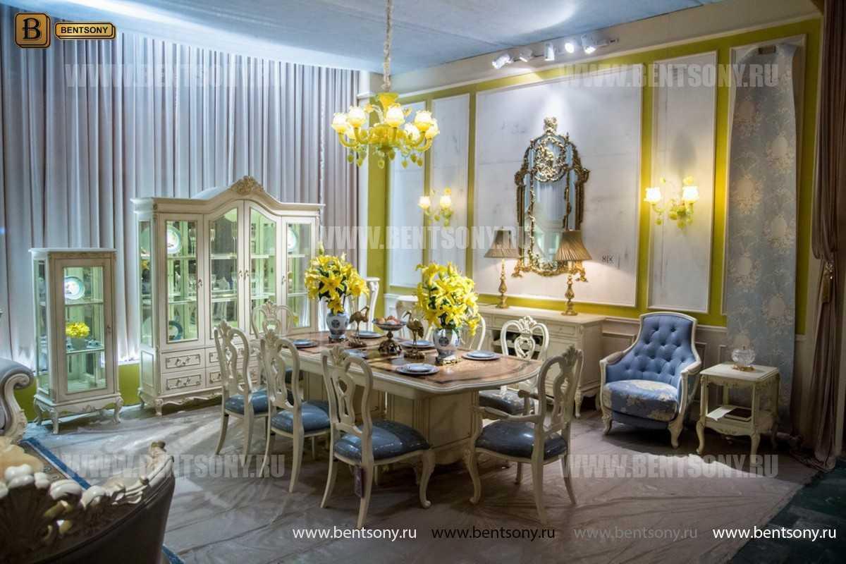 Кресло Митчел А для гостиной (Классика, ткань) сайт цены