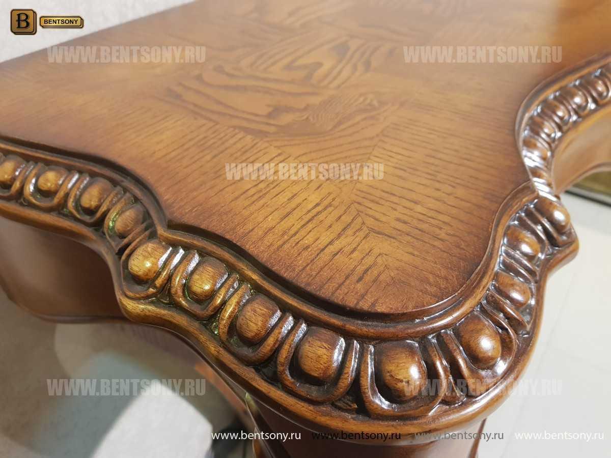 Консоль Монтана (деревянная столешница, классика) цена