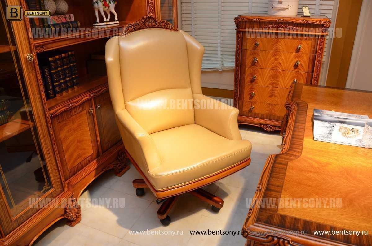 Кабинет Белмонт (Классика, массив дерева) каталог мебели