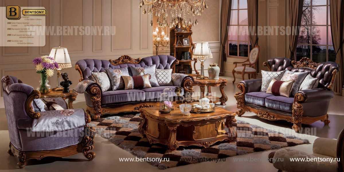 Стол журнальный Белмонт В квадратный маленький (Классика) купить в Москве