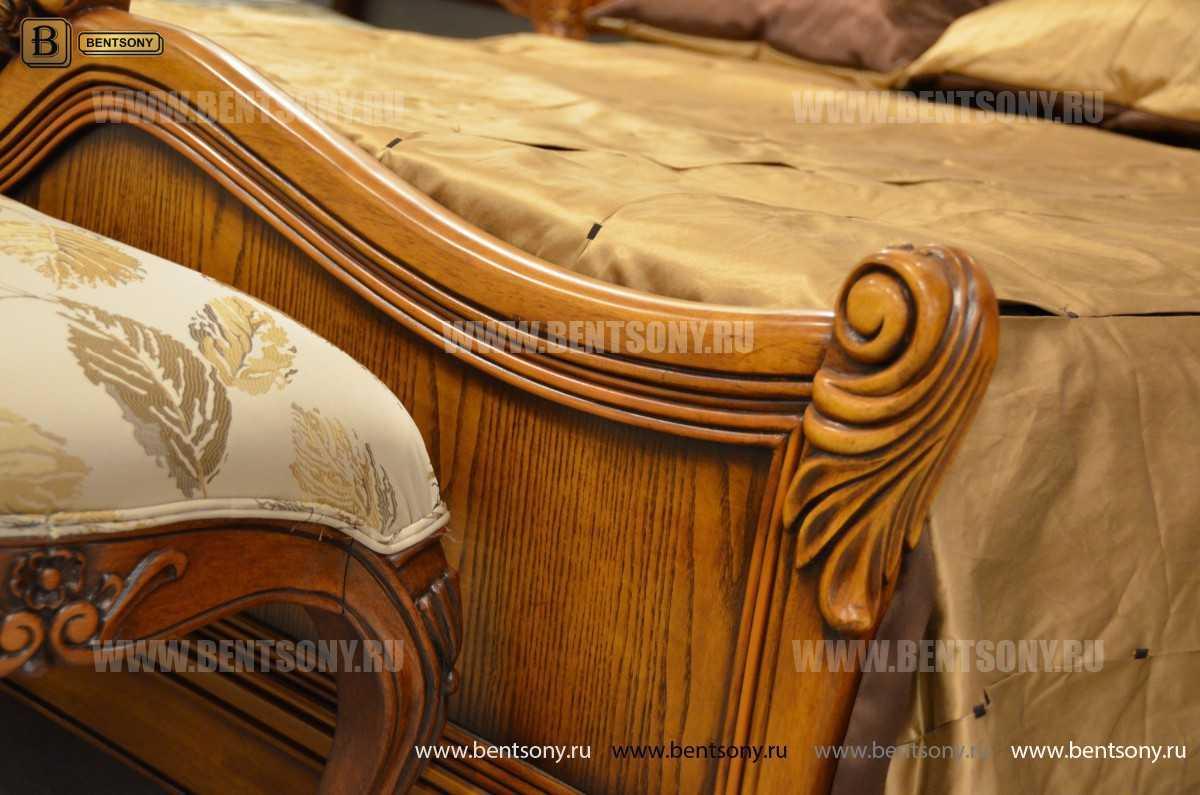 Кровать Феникс С (Классика, Массив дерева)