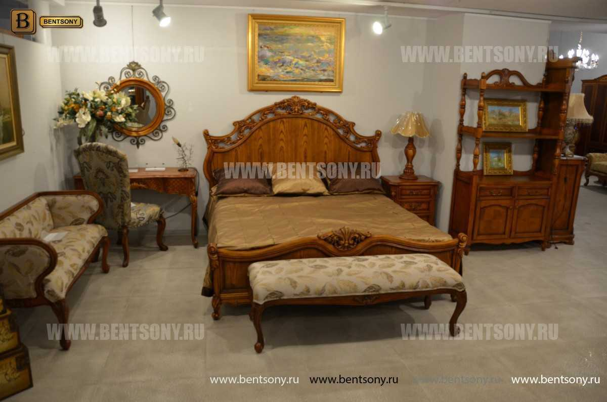 Кровать Феникс С (Классика, Массив дерева) официальный сайт цены