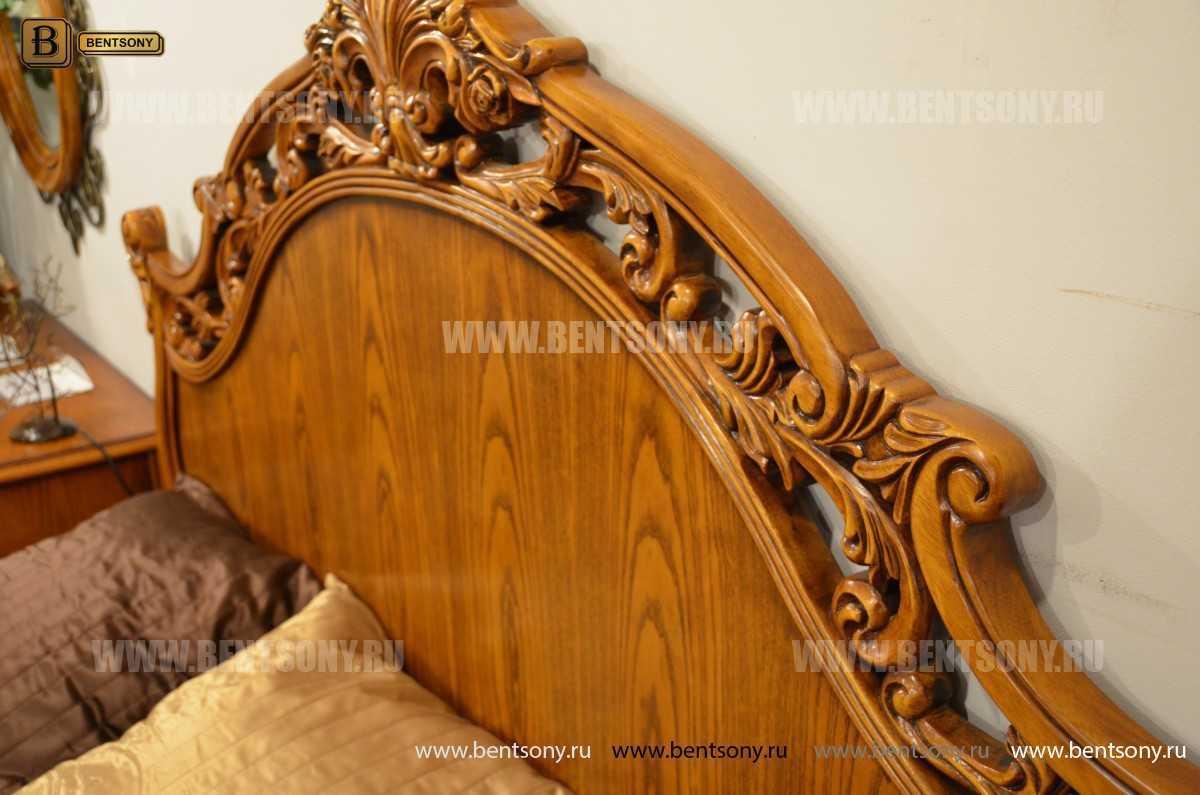 Кровать Феникс С (Классика, Массив дерева) в СПб