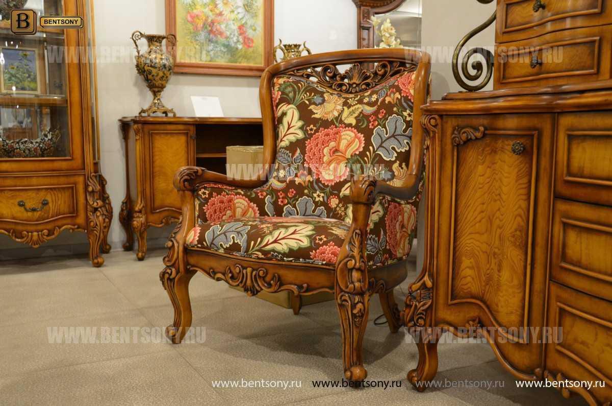 Кресло-стул Дакота В (Массив дерева) каталог