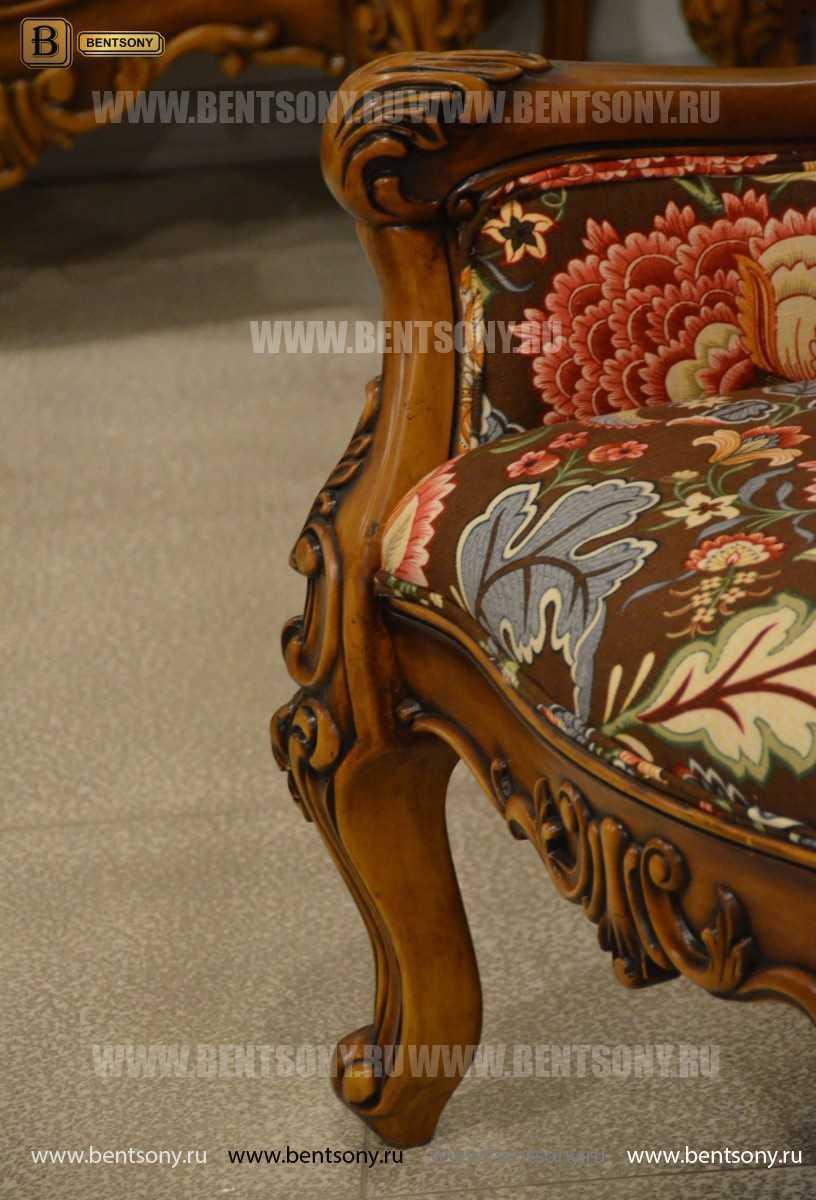 Кресло-стул Дакота В (Массив дерева) фото