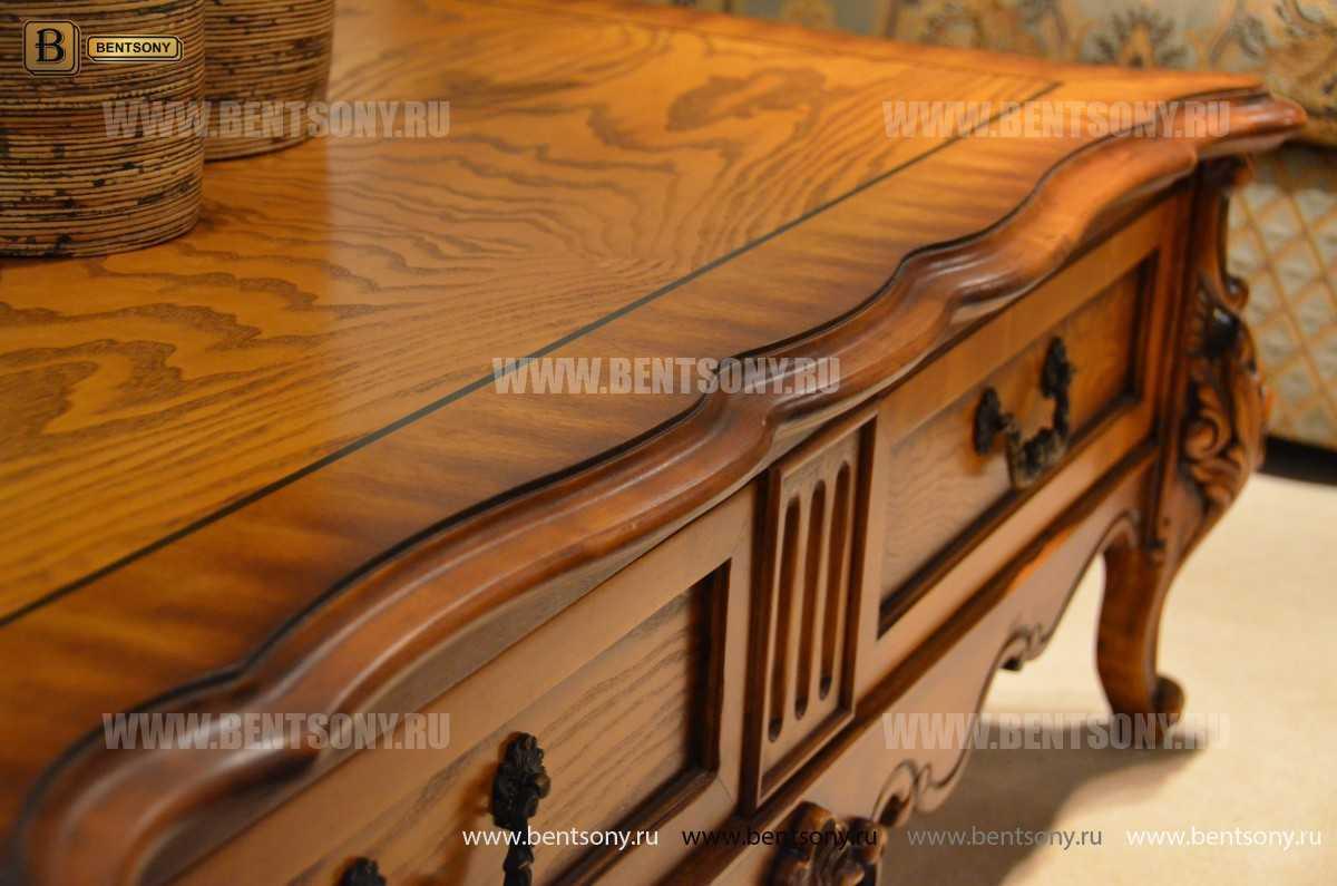Стол Журнальный Прямоугольный Дакота В (Массив дерева) для дома