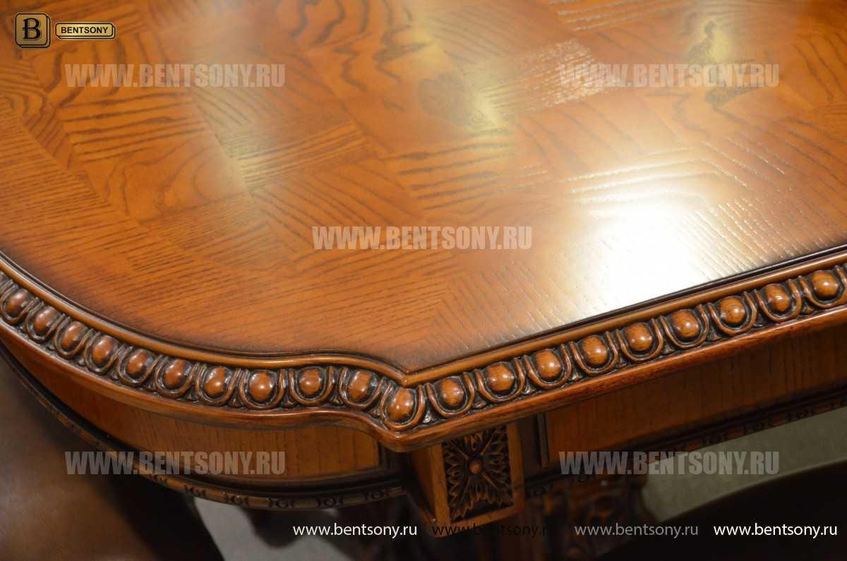 Обеденный стол Монтана (Раскладной, массив дерева) каталог