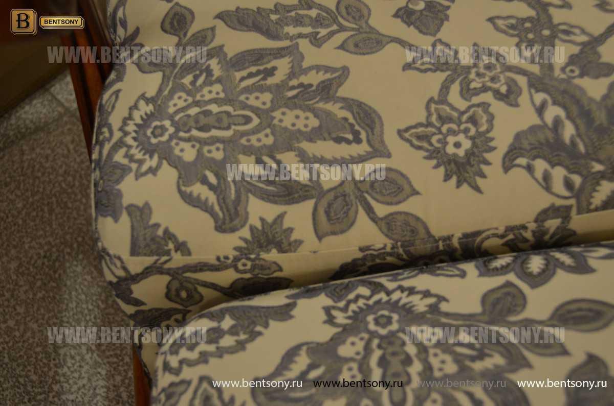Пуф Монтана А (ткань, деревянные ножки) для квартиры