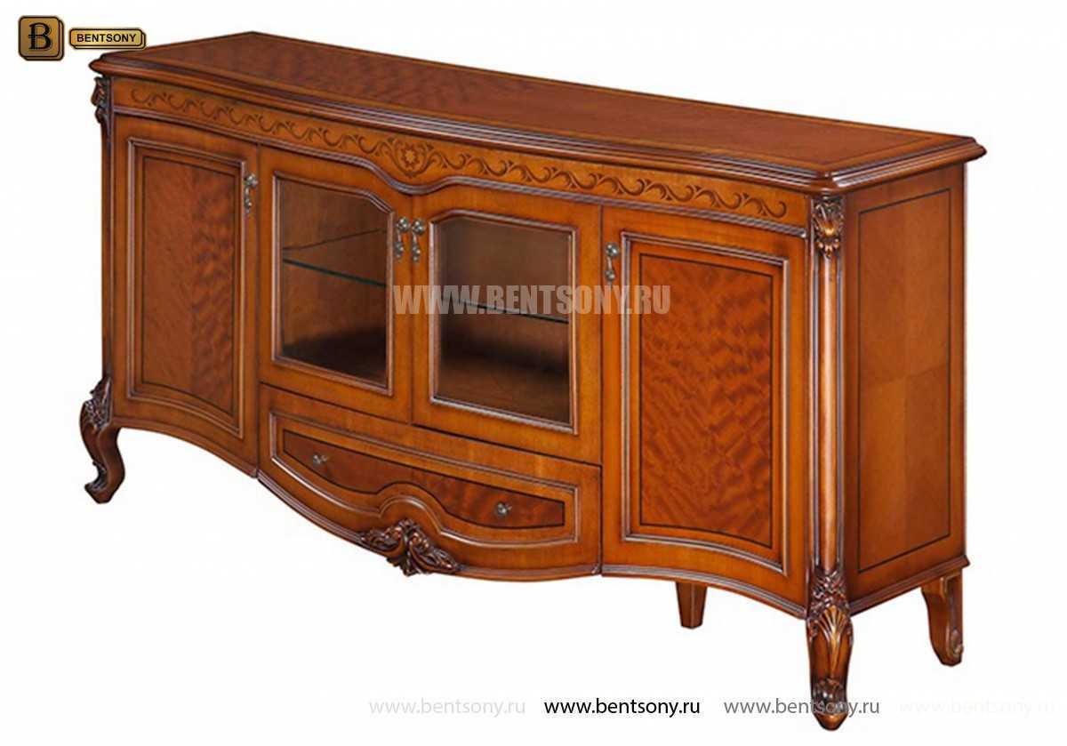 Комод Флетчер (Классика, массив дерева) каталог мебели