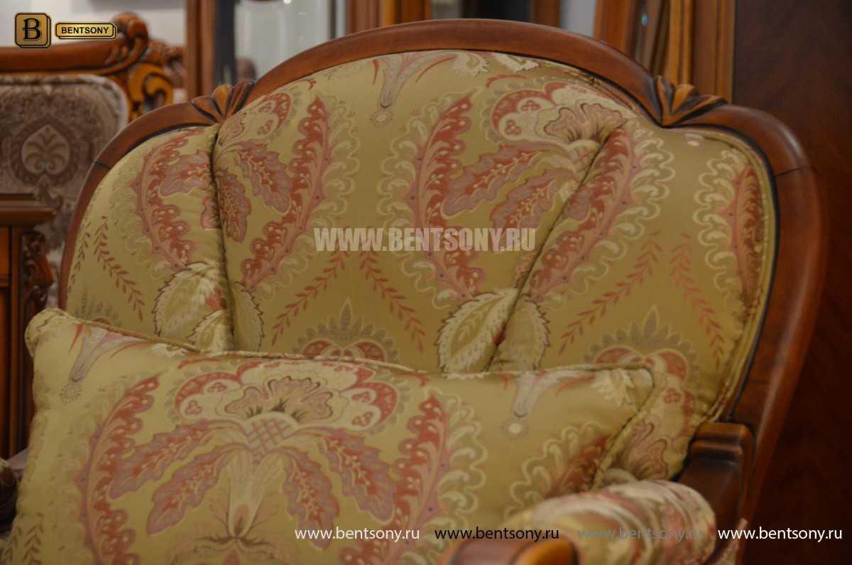Кресло для отдыха Флетчер (Классика, Ткань) каталог мебели