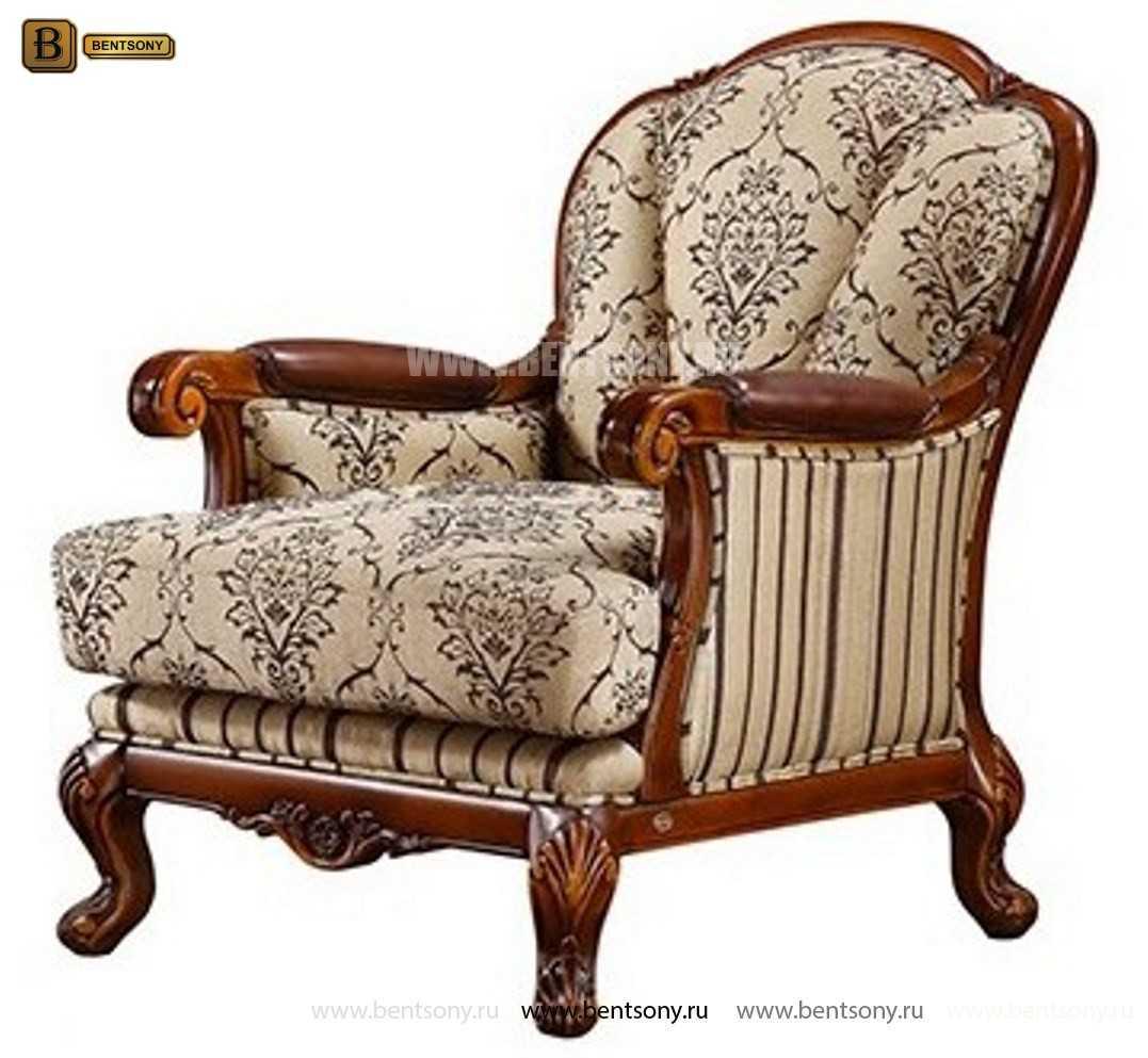 Кресло для отдыха Флетчер (Классика, Ткань) купить в СПб