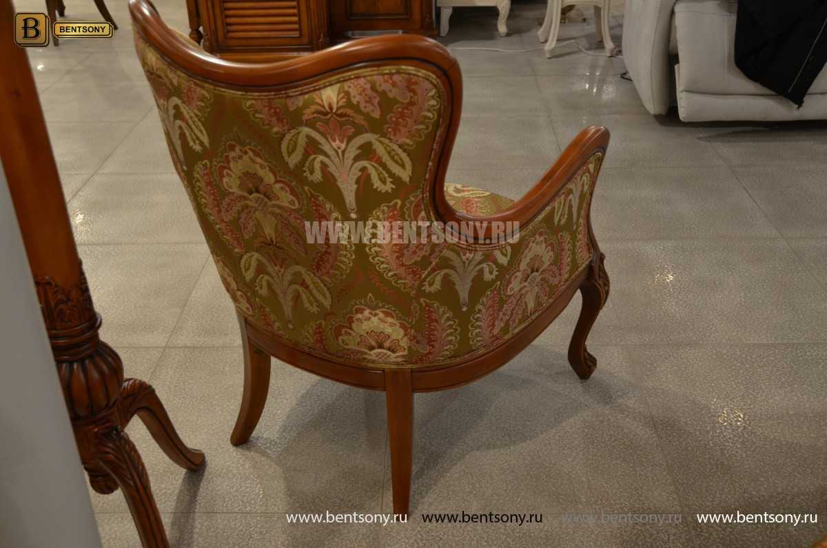 Кресло Флетчер (Классика, ткань)