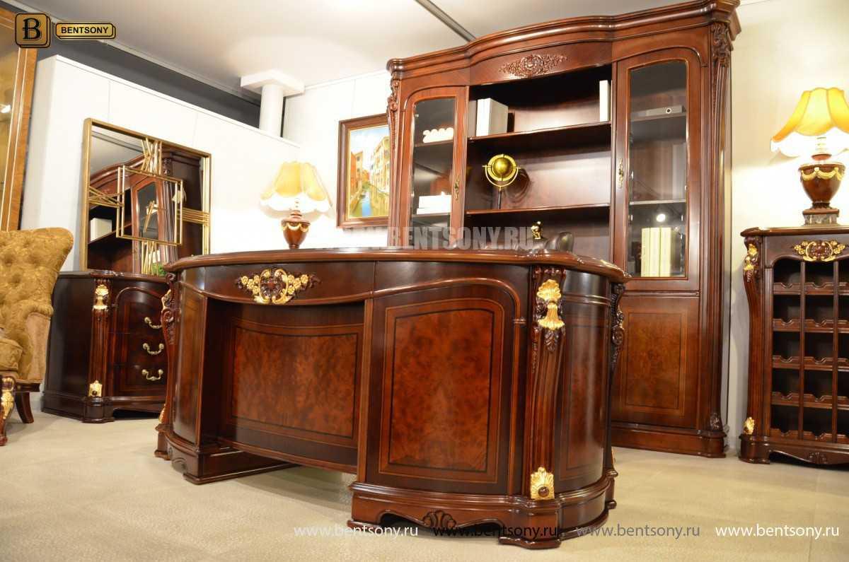 Письменный стол Вагнер А (Массив дерева, Классика) в Москве