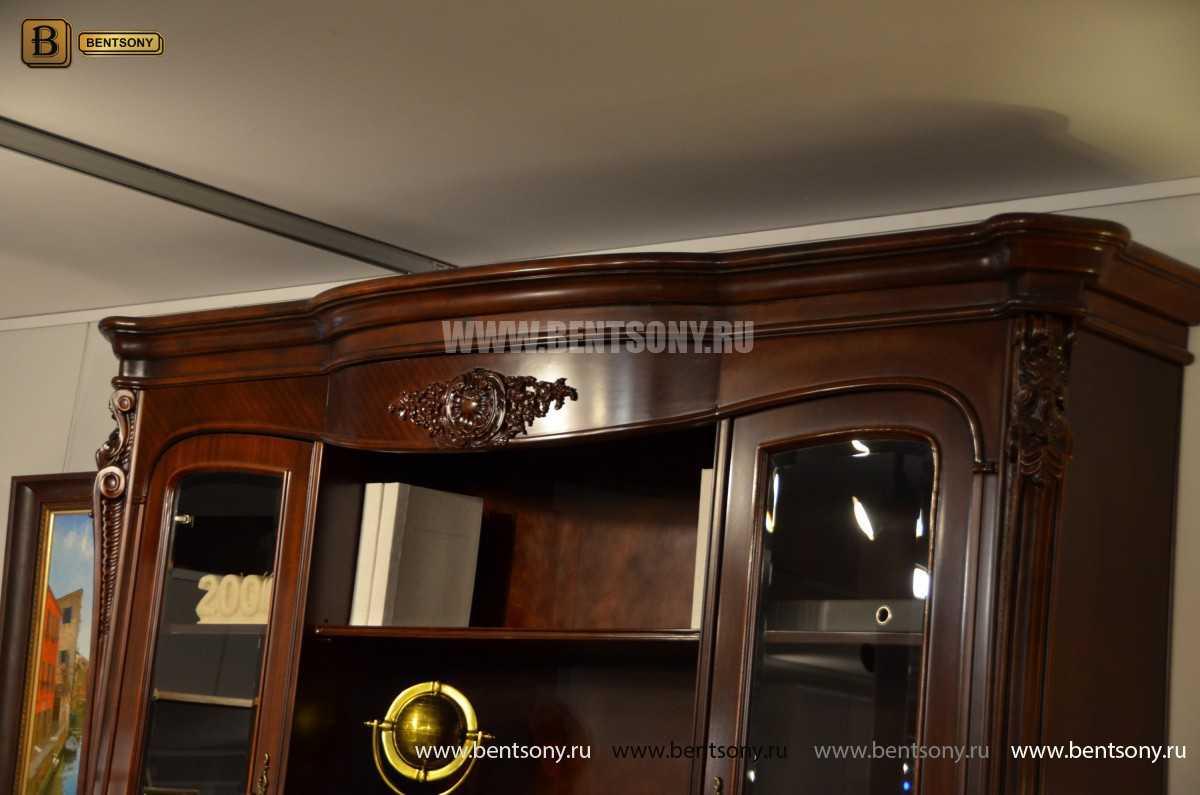 Кабинет Вагнер классический (Массив дерева) магазин Москва